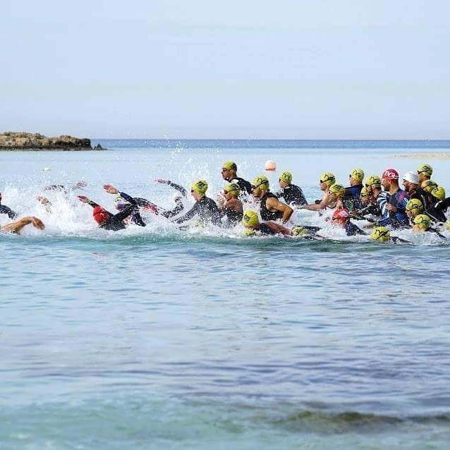 Every accomplishment starts with the decision to try! nireastriathlon ayianapatriathlonhellip