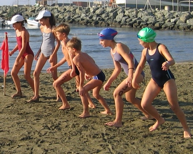 2019 Limassol Kids Aquathlon