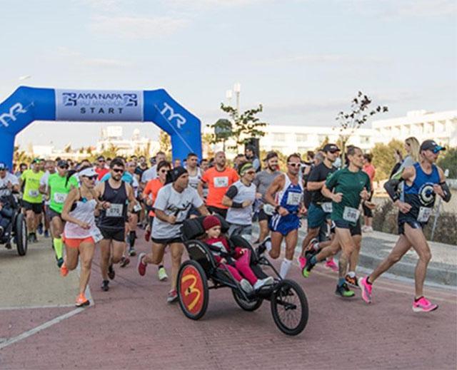 2021 Ayia Napa Half Marathon